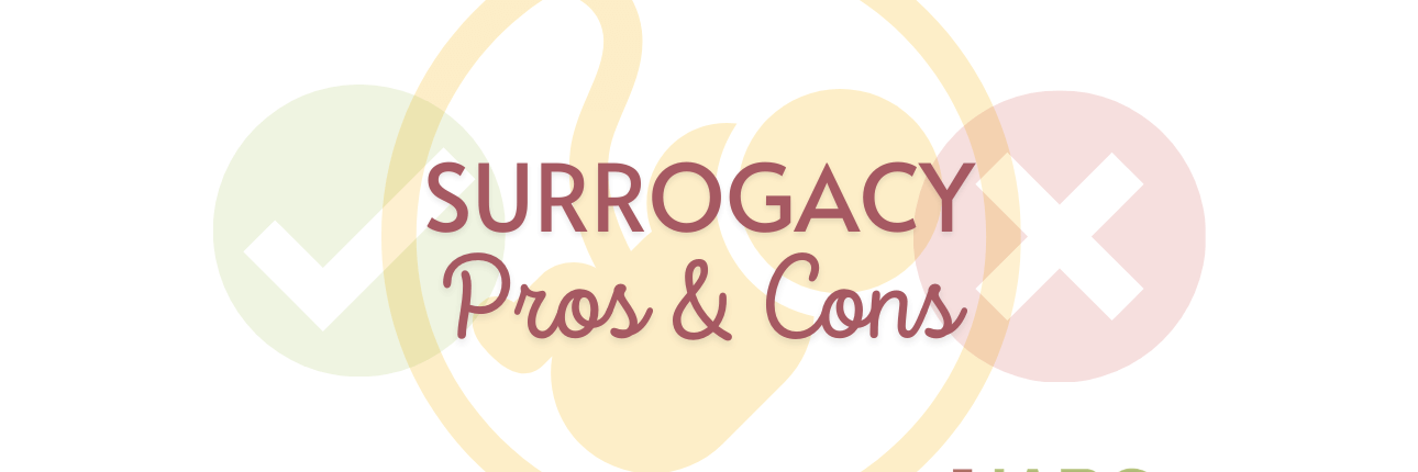 pros and cons of surrogacy